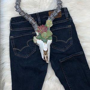 Big Star // Jealousy Skinny Jeans